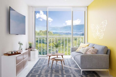 proyectos vis en bucaramanga render apartamento ciudadela verde
